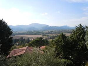 From My Villa Window